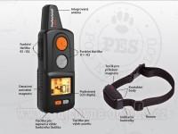 Elektronický výcvikový obojek d-control professional 1000 - popis