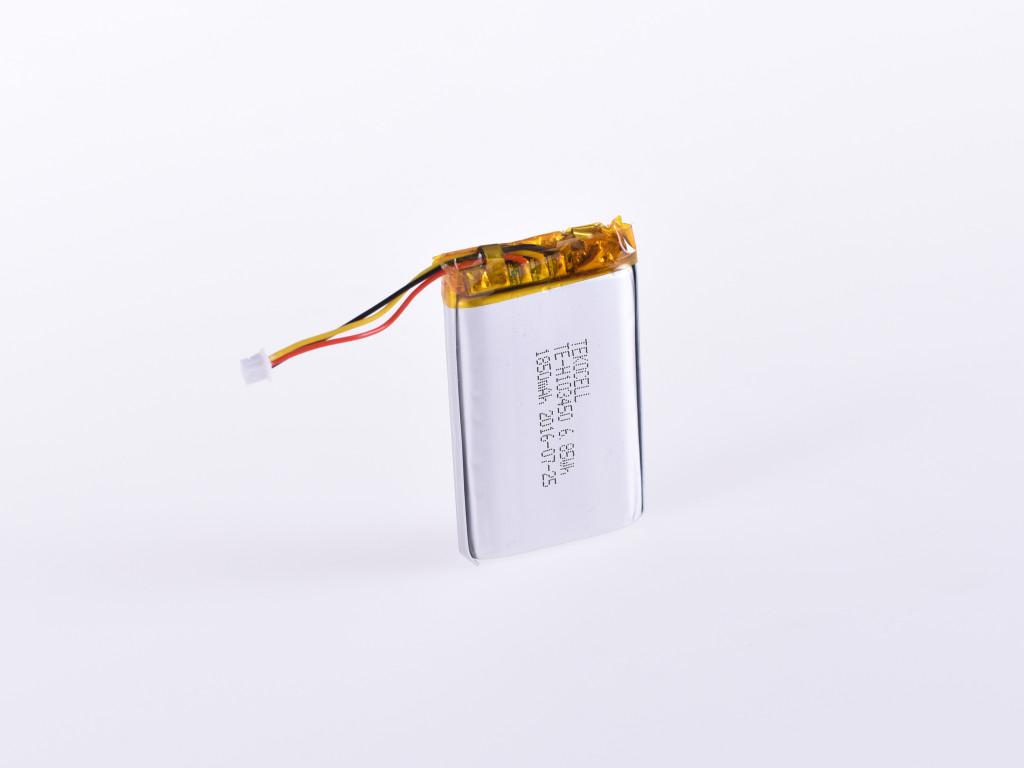 Akumulátor Li-Pol, dobíjecí, 1850mAh GPS 3