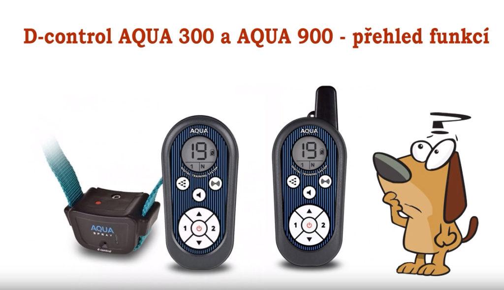 D-control AQUA 300 a D-control AQUA 900 – videorecenze