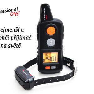 Nejmenší výcvikový obojek na světě. D-control professional 1000 ONE