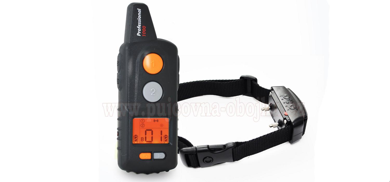 Head – Elektronický výcvikový obojek d-control professional 1000