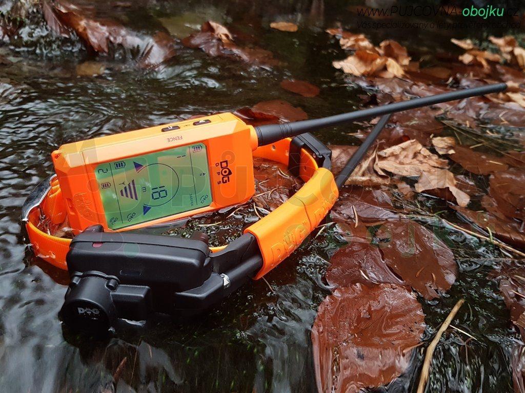 Vyhledávací zařízení DOG GPS X30TB - s výcvikovým modulem a zvukovým lokátorem