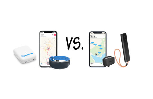 INVOXIA GPS PET TRACKER VS. TRACTIVE GPS TRACKER