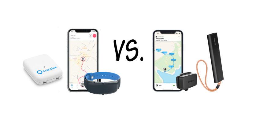 INVOXIA GPS PET TRACKER VS.TRACTIVE GPS TRACKER